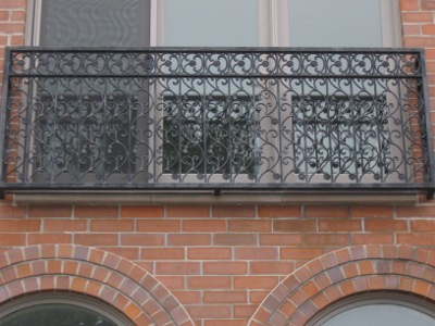 Decorative Window Grid to Replace Bars
